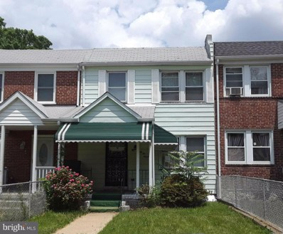 4219 Roland View Avenue, Baltimore, MD 21215 - MLS#: MDBA102488