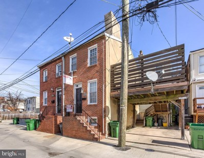 1129 Hall Alley, Baltimore, MD 21230 - MLS#: MDBA102502