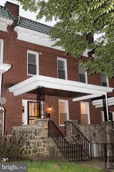 3114 Gwynns Falls Parkway, Baltimore, MD 21216 - MLS#: MDBA102508