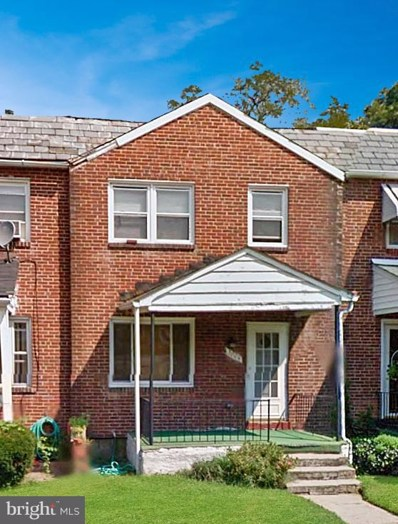 3804 Boarman Avenue, Baltimore, MD 21215 - #: MDBA102560