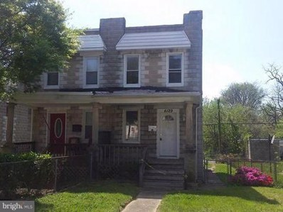 4129 Marx Avenue, Baltimore, MD 21206 - #: MDBA102562