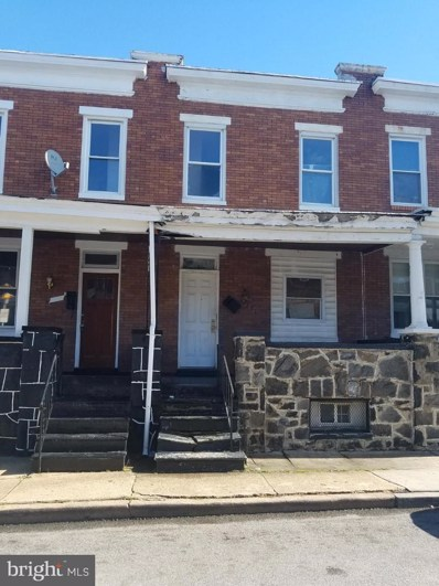 1231 N Decker Avenue, Baltimore, MD 21213 - MLS#: MDBA102574