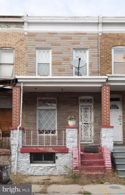 2408 Llewelyn Avenue, Baltimore, MD 21213 - #: MDBA102578