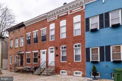 234 N Chester Street, Baltimore, MD 21231 - #: MDBA102654