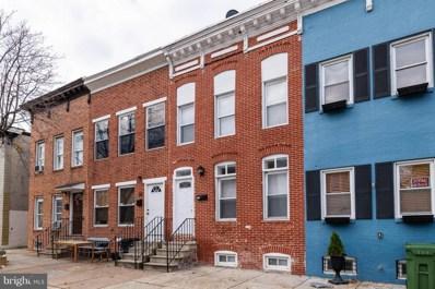 234 N Chester Street, Baltimore, MD 21231 - #: MDBA102654
