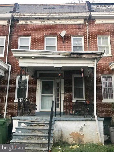 3904 Ridgewood Avenue, Baltimore, MD 21215 - MLS#: MDBA102656