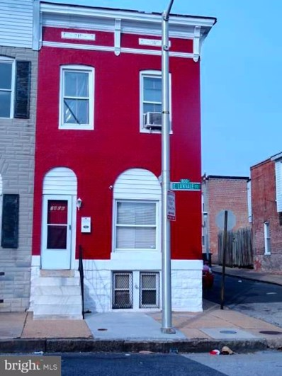 1806 E Lanvale Street, Baltimore, MD 21213 - MLS#: MDBA104220