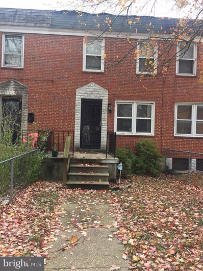 751 Yale Avenue, Baltimore, MD 21229 - #: MDBA105944