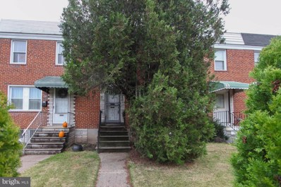 4020 Ardley Avenue, Baltimore, MD 21213 - MLS#: MDBA116150