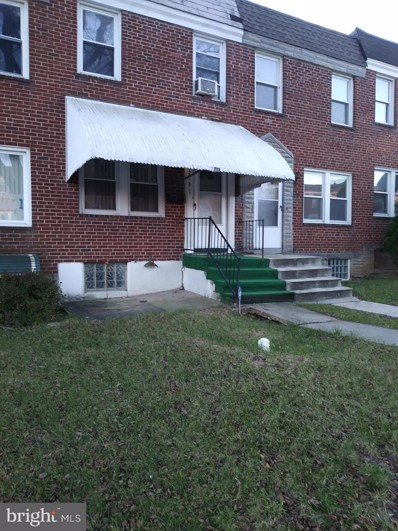 3747 Lyndale Avenue, Baltimore, MD 21213 - #: MDBA117446