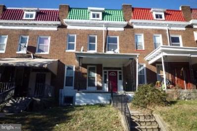 2812 Norfolk Avenue, Baltimore, MD 21215 - #: MDBA124906