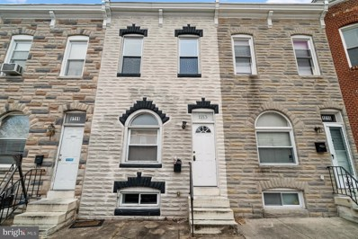 1213 Carroll Street, Baltimore, MD 21230 - #: MDBA125672
