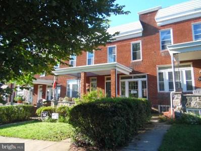 2713 Chesterfield Avenue, Baltimore, MD 21213 - MLS#: MDBA127636