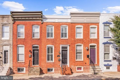812 Linwood Avenue S, Baltimore, MD 21224 - MLS#: MDBA133836