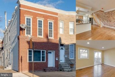 1301 S Carey Street, Baltimore, MD 21230 - #: MDBA136968