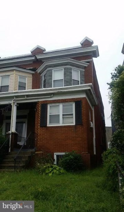 1208 Bloomingdale Road, Baltimore, MD 21216 - #: MDBA143618
