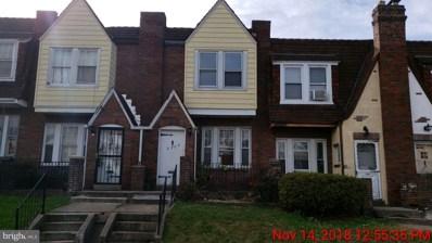 4309 Berger Avenue, Baltimore, MD 21206 - #: MDBA143758