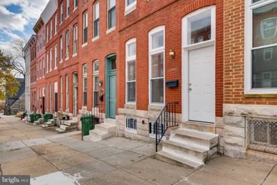 1603 E Biddle Street, Baltimore, MD 21213 - #: MDBA143782