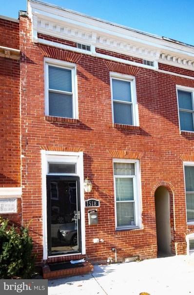 1518 Battery Avenue, Baltimore, MD 21230 - #: MDBA143826