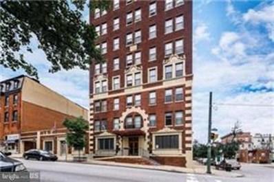 1001 Saint Paul Street UNIT 10A, Baltimore, MD 21202 - MLS#: MDBA145776