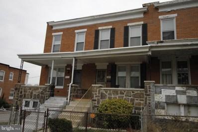 167 N Monastery Avenue, Baltimore, MD 21229 - MLS#: MDBA152774
