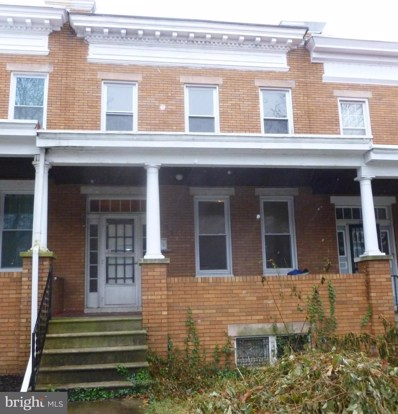 1337 W 41ST Street, Baltimore, MD 21211 - MLS#: MDBA153310