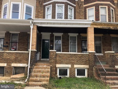 3123 Belair Road, Baltimore, MD 21213 - #: MDBA171352