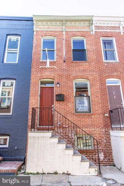 120 N Bradford Street, Baltimore, MD 21224 - #: MDBA174408