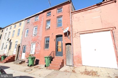 1310 Gough Street, Baltimore, MD 21231 - #: MDBA174724