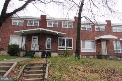 6809 Fairlawn Avenue, Baltimore, MD 21215 - #: MDBA175072