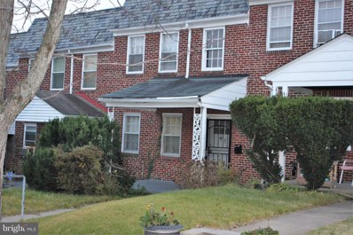 4715 Dunkirk Avenue, Baltimore, MD 21229 - #: MDBA175844