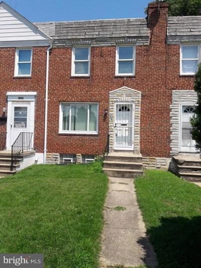4002 Balfern Avenue, Baltimore, MD 21213 - #: MDBA183858