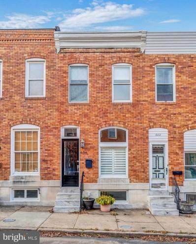 604 S Decker Avenue, Baltimore, MD 21224 - MLS#: MDBA183862