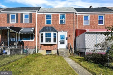 836 Benninghaus Road, Baltimore, MD 21212 - #: MDBA183876