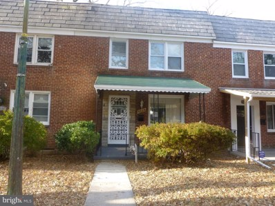 4224 Colborne Road, Baltimore City, MD 21226 - MLS#: MDBA183884