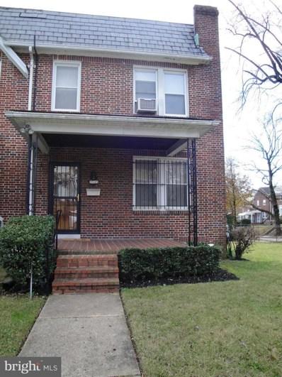 2525 W Forest Park Avenue, Baltimore, MD 21215 - #: MDBA192314