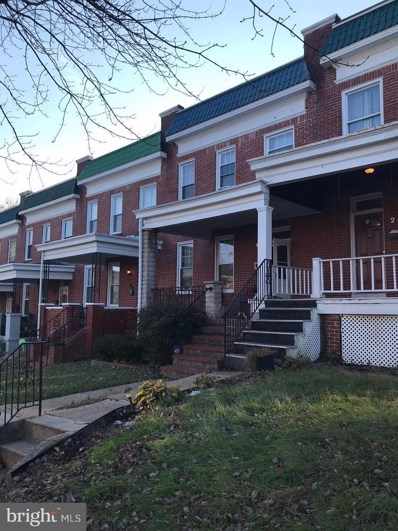 4 S Tremont Road, Baltimore, MD 21229 - #: MDBA192400