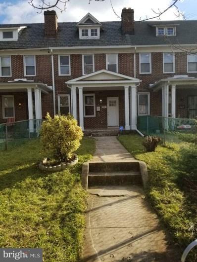 4113 Woodhaven Avenue, Baltimore, MD 21216 - #: MDBA193752