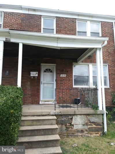 1319 N Kenwood Avenue, Baltimore, MD 21213 - #: MDBA197992