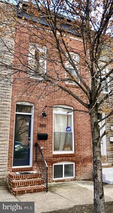 3411 Hudson Street, Baltimore, MD 21224 - #: MDBA198200