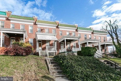 13 S Tremont Road, Baltimore, MD 21229 - #: MDBA198478