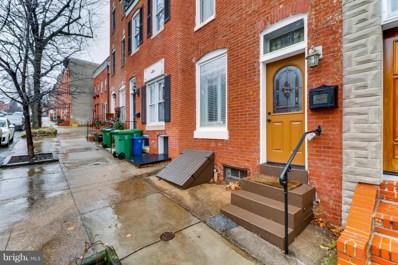 231 S Chester Street, Baltimore, MD 21231 - #: MDBA199062