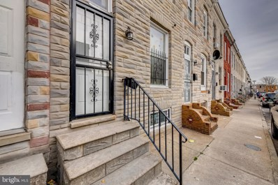 405 Furrow Street, Baltimore, MD 21223 - #: MDBA2000014