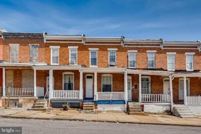 1506 Abbotston, Baltimore, MD 21218 - #: MDBA2000020