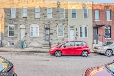 2727 Miles Avenue, Baltimore, MD 21211 - #: MDBA2000070
