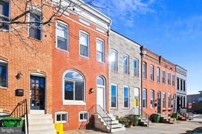 839 S Kenwood Avenue, Baltimore, MD 21224 - #: MDBA2000078