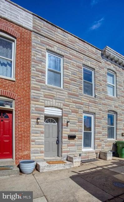 32 E Barney Street, Baltimore, MD 21230 - MLS#: MDBA2000110