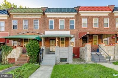 4153 Fairview Avenue, Baltimore, MD 21216 - #: MDBA2000129