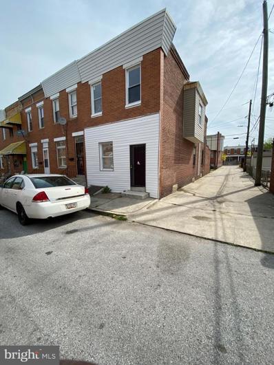 901 N Streeper Street, Baltimore, MD 21205 - #: MDBA2000144