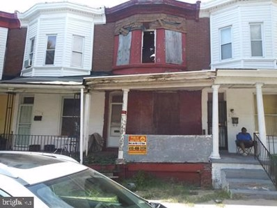 613 Gutman Avenue, Baltimore, MD 21218 - #: MDBA2000152